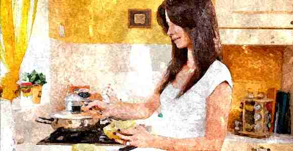 hobby for women cooking