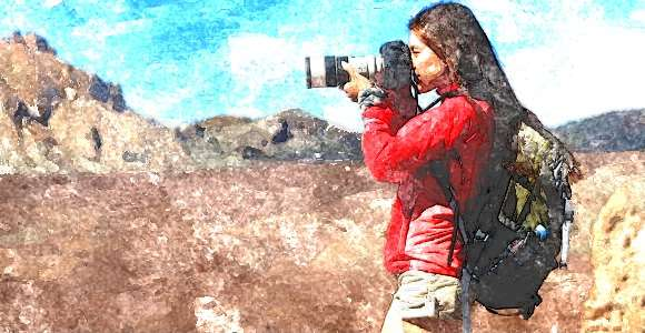 hobby for women photography