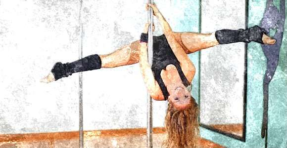 hobby for women pole dancing