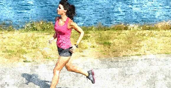 hobby for women running