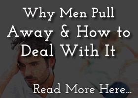 men pull away