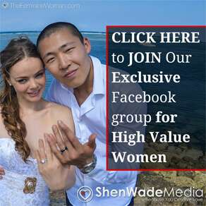 High Value Feminine Women